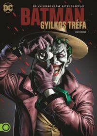 Sam Liu - Batman: Gyilkos tréfa (DVD)
