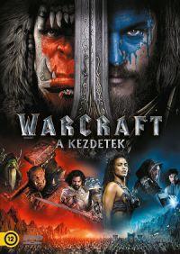 Duncan Jones - Warcraft: A kezdetek (DVD)