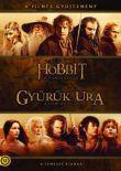 Középfölde gyűjtemény (6 DVD) - Hobbit és Gyűrűk Ura trilógia