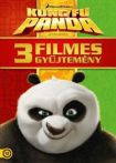 Mark Osborne, John Stevenson, Jennifer Yuh Nelson, Alessandro Carloni - Kung Fu Panda - 3 filmes gyűjtemény (3 DVD)