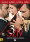 Benoît Jacquot - 3 szív (DVD)
