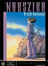 Hayao Miyazaki  - Nauszika - A szél harcosai (DVD)