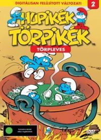 José Dutillieu, George Gordon - Hupikék törpikék 2. - Törpleves (DVD)