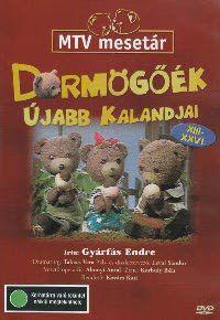 Kovács Kati - Dörmögőék kalandjai XIV-XXVI. *Új kiadás* (DVD)