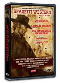 Sergio Corbucci, Ferdinando Baldi, Giulio Petroni, Gianfranco Parolini - Spagetti western kollekció 2. (5 film 3 DVD)