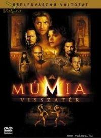 Stephen Sommers - A Múmia visszatér (DVD)