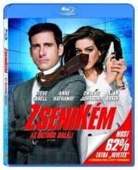 ZseniKém - Az ügynök haláli (Blu-ray)