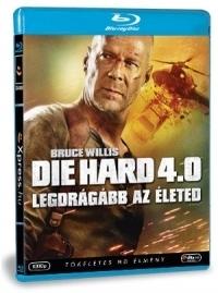 Die Hard 4.0 - Legdrágább az életed (Blu-ray) (új kiadás)