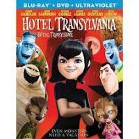 Hotel Transylvania - Ahol a szörnyek lazulnak (3D Blu-ray)