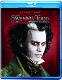 Sweeney Todd - A Fleet Street démoni borbélya (Blu-ray)