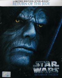 Star Wars VI. rész - A Jedi visszatér - limitált, fémdobozos változat (steelbook) (Blu-ray)