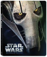Star Wars III. rész - A Sith-ek bosszúja - limitált, fémdobozos változat (steelbook) (Blu-ray)