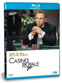 James Bond - Casino Royale (új kiadás) (Blu-ray)