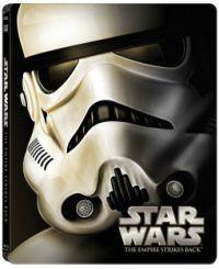 Star Wars V. rész - A Birodalom visszavág - limitált, fémdobozos változat (steelbook) (Blu-ray)