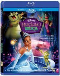 A hercegnő és a béka (Blu-ray)