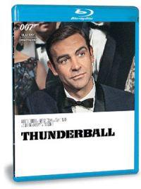 James Bond - Tűzgolyó (új kiadás) (Blu-ray)