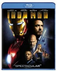 Iron Man - Vasember (Blu-ray)