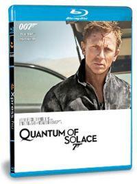 James Bond - A Quantum csendje (új kiadás) (Blu-ray)