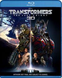 Transformers: Az utolsó lovag (3D Blu-ray)