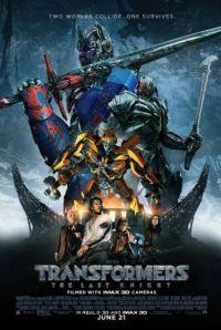 Transformers: Az utolsó lovag (Blu-ray)