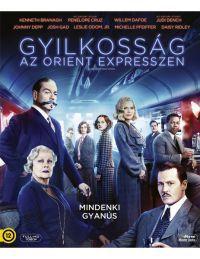 Gyilkosság az Orient Expresszen (2017) (Blu-ray)