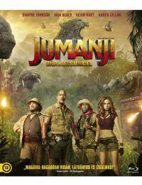 Jumanji - Vár a dzsungel (Blu-ray)