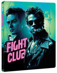 Harcosok klubja - limitált, fémdobozos változat (steelbook) (Blu-ray)