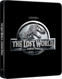 Jurassic Park 2. - Az elveszett világ - limitált, fémdobozos változat (2018-as steelbook) (Blu-ray)