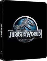 Jurassic World - limitált, fémdobozos változat (2018-as steelbook) (Blu-ray)