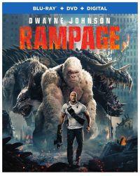 Rampage: Tombolás (Blu-ray)