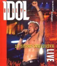 Billy Idol - In Super Overdrive Live (Blu-ray) /BLU-RAY/