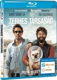 Terhes társaság (Blu-ray)