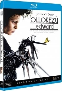 Ollókezű Edward (Blu-ray) *25. évfordulós kiadás*