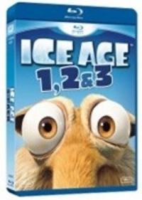 Jégkorszak gyűjtemény (3 Blu-ray)