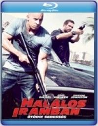 Halálos iramban: Ötödik sebesség (Blu-ray)