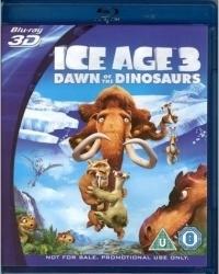 Jégkorszak 3. - A dínók hajnala (Blu-ray3D)