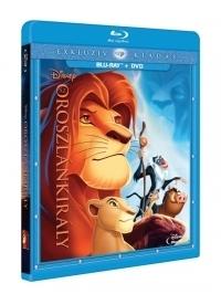 Az oroszlánkirály (Blu-ray)