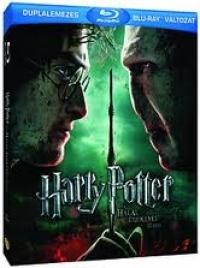 Harry Potter és a Halál Ereklyéi - 2. rész (2 Blu-ray)