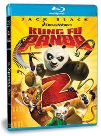 Kung Fu Panda 2. (Blu-ray)