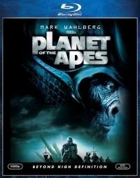 A majmok bolygója (2001) (Blu-ray)