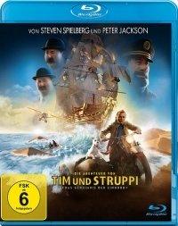 Tintin kalandjai (Blu-ray+DVD)