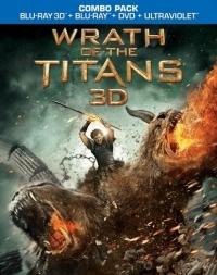 A titánok haragja (3D Blu-ray+BD)