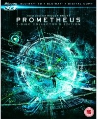 Prometheus (3D Blu-ray + BD)