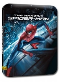 A csodálatos pókember - limitált fémdobozos (steelbook) változat (2 Blu-ray)