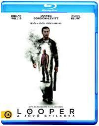 Looper - A jövő gyilkosa (Blu-ray)