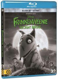 Frankenweenie: Ebcsont beforr (Blu-ray3D+Blu-ray)