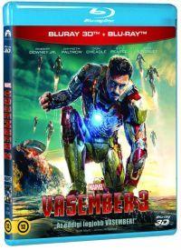 Iron Man - Vasember 3. (Blu-ray3D+Blu-ray)