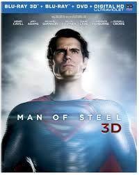 Az acélember - lentikuláris borítós változat (Blu-ray3D+Blu-ray)