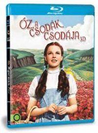 Óz, a csodák csodája 3D - extra változat (Blu-ray3D + 2 Blu-ray)