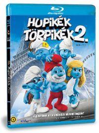 Hupikék törpikék 2. (Blu-ray)